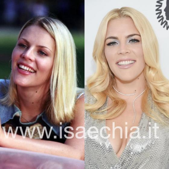 Busy Philipps - Audrey Liddell