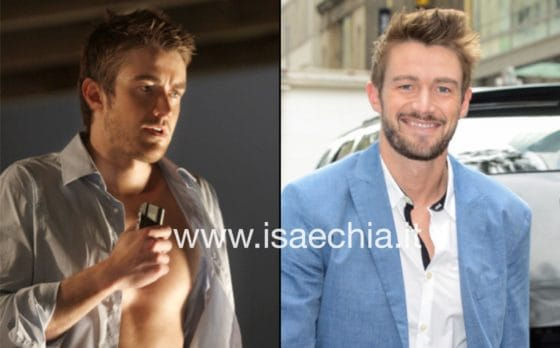 Clay Evans - Robert Buckley