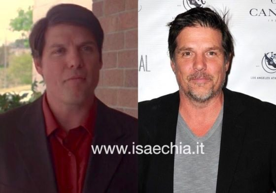Dan Scott - Paul Johansson