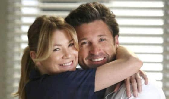 Grey's Anatomy - Derek e Meredith