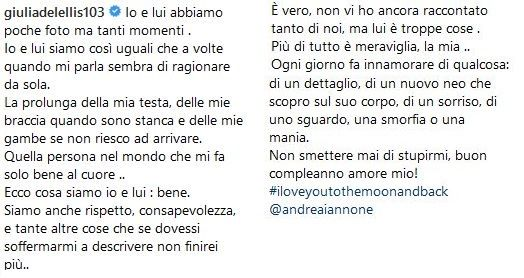 Instagram Giulia