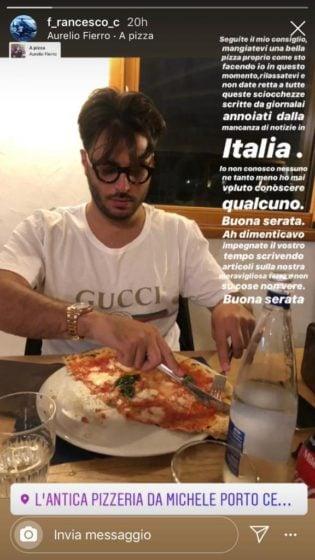 Instagram Story - Caserta