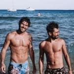 Moreno e Ignazio Moser