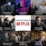 Netflix - Settembre 2019