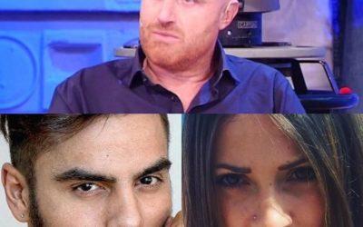 Rudy Zerbi - Mario Serpa - Teresa Cilia