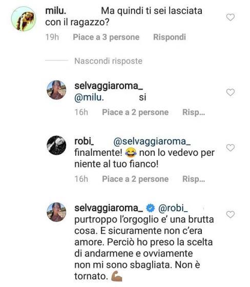 Selvaggia - Instagram
