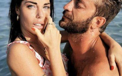 Stefano Corti e Bianca Atzei