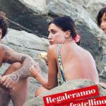 Stefano De Martino, Santiago e Belen Rodriguez