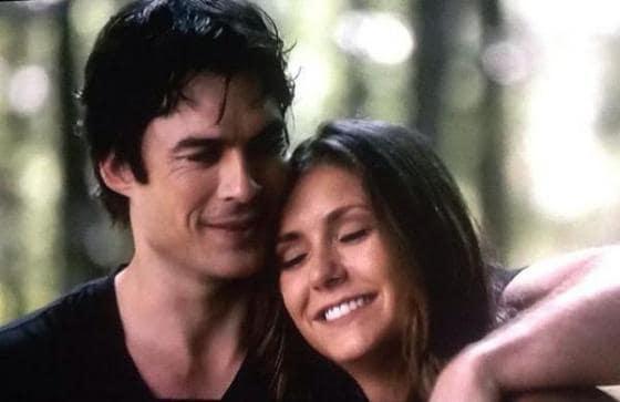 The Vampire Diaries - Elena e Damon
