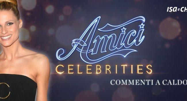 'Amici Celebrities', prima puntata: commenti a caldo