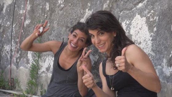 Giulia e Paola Michelini