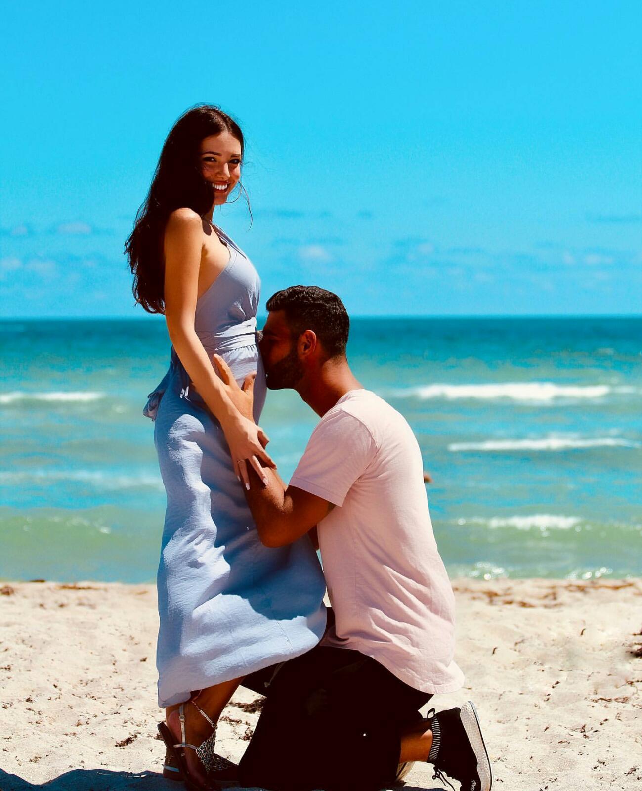 Dopo Rosa Perrotta, un'altra tronista di Uomini e Donne è incinta