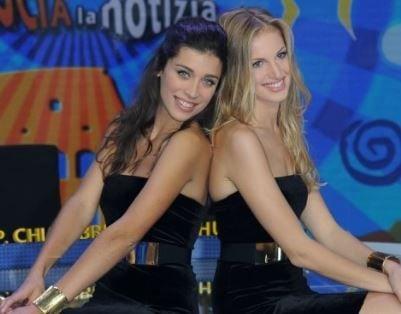 Irene Cioni e Ludovica Frasca