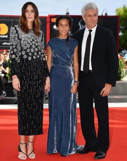 Kasia Smutniak, Domenico Procacci, Sophie Taricone
