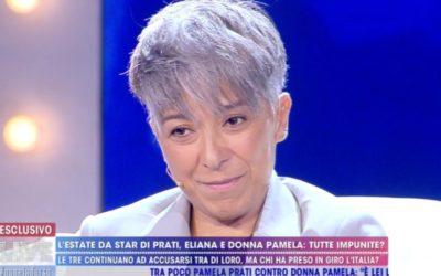Live - Non è la D'Urso - Pamela Perricciolo