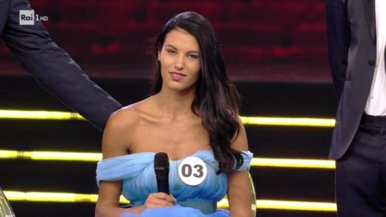 Miss Italia 2019 - Carolina Stramare