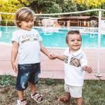 Nathan Leone e Leonardo Liam Di Vaio