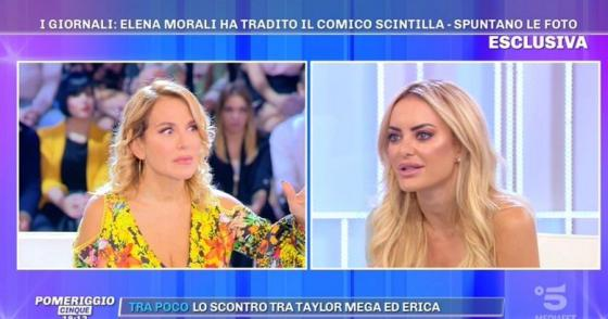 Pomeriggio 5 - Elena Morali