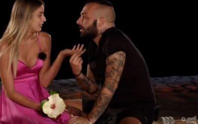 Temptation Island Vip 2 - Damiano Er Faina e Sharon Macrì
