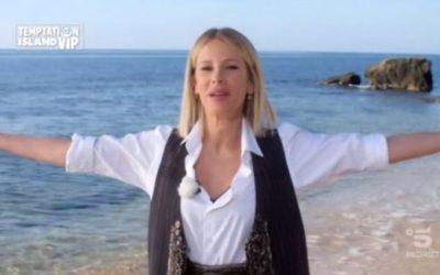 Temptation Island Vip - Alessia Marcuzzi