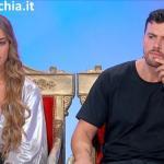 Trono classico - Sara Tozzi e Alessandro Zarino