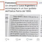 Twitter - Argentero