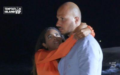 Temptation Island Vip 2 - Silvia Tirado e Gabriele Pippo