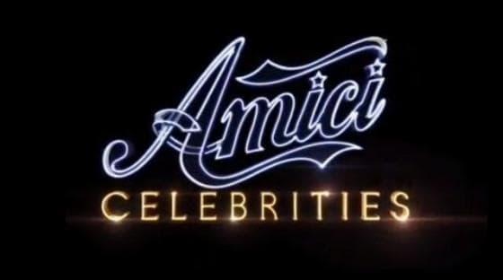 Amici Celebrities - logo