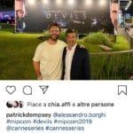 Instagram - Dempsey