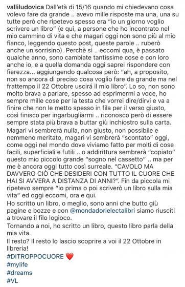 Instagram Ludovica