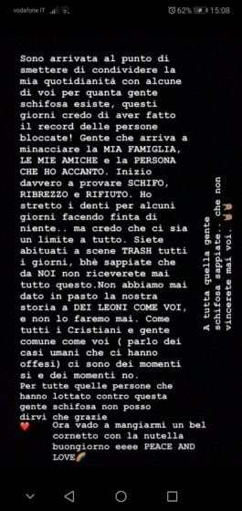 Instagram Story - Capuano