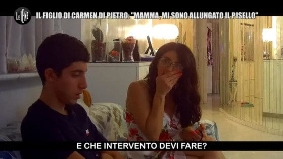 Le Iene - Carmen Di Pietro
