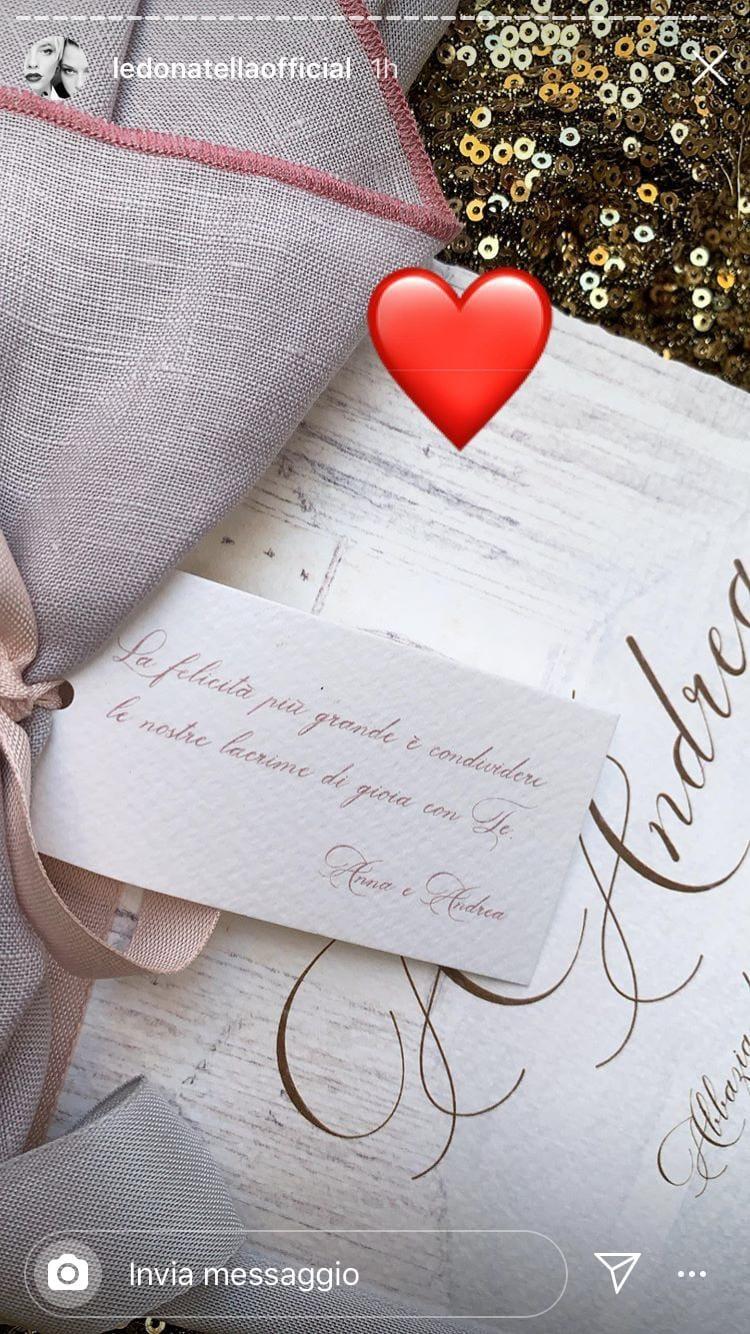 Matrimonio-Andrea