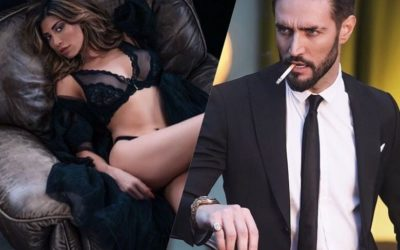 Mila Suarez - Alex Belli