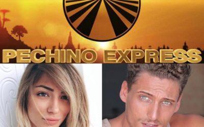 Pechino Express - Soleil Sorge - Gennaro Lillio