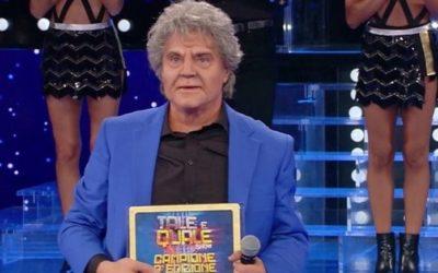 Tale e Quale Show - Agostino Penna