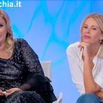 Trono classico - Tina Cipollari e Alessia Marcuzzi