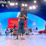 Trono classico - Serena Enardu e Pago