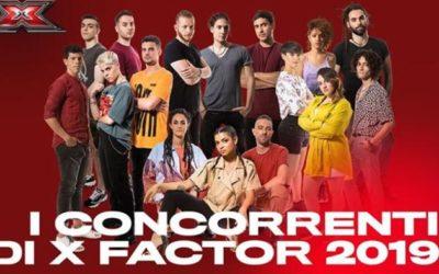 X Factor 13 - Concorrenti