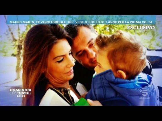 Domenica Live - Mauro Marin e Jessica Bellei