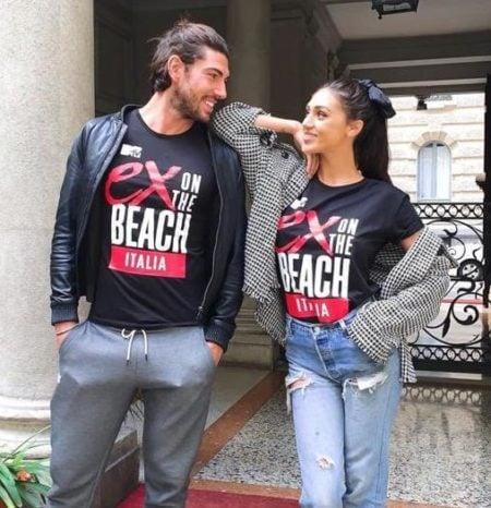 Ex On The Beach - Cecilia e Ignazio
