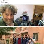 Facebook - Skam