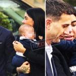 Federico Bernardeschi e Veronica Ciardi