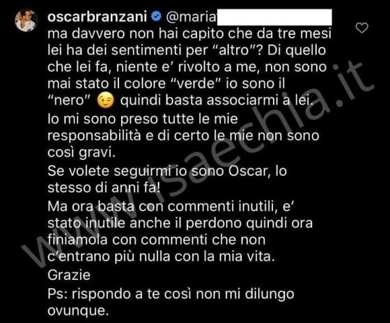 Instagram - Oscar