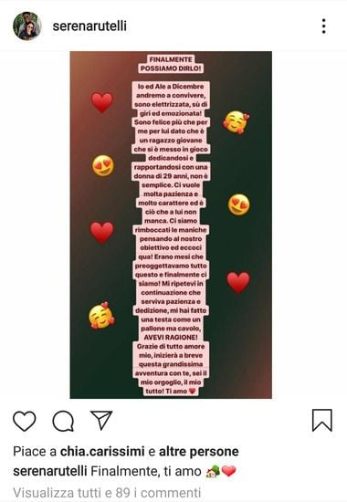 Instagram - Serena