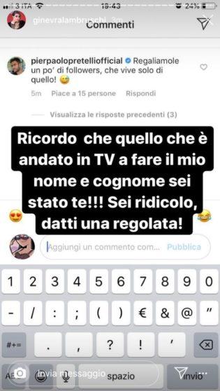Instagram Story - Lambruschi