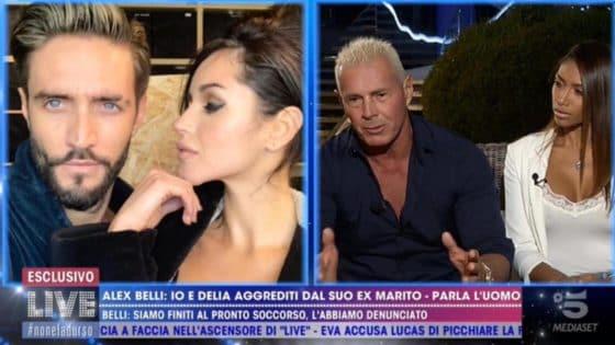 Live - Non è la D'Urso - Marco Nerozzi