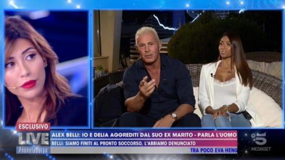 Live - Non è la D'Urso - Mila Suarez - Marco Nerozzi