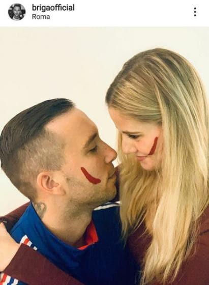 Mattia Briga e Arianna Montefiori