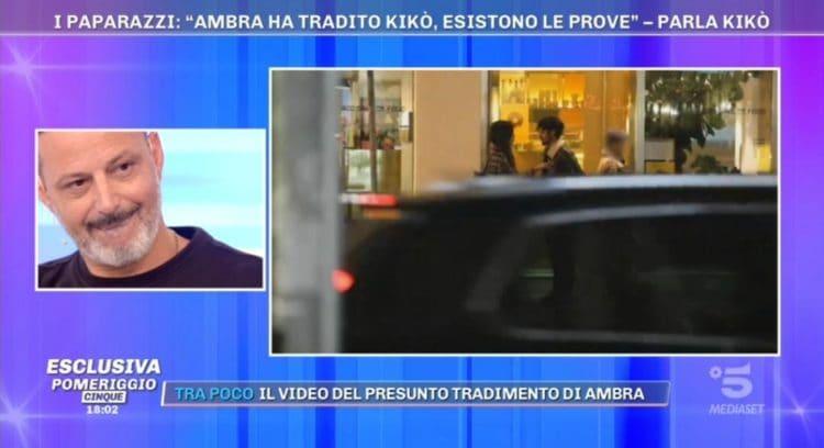 Ambra Lombardo commenta il presunto tradimento con Gaetano: